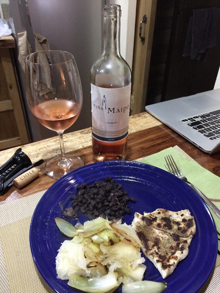 Viña Maipo Rosé of Cabernet Sauvignon