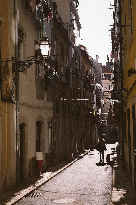 Lisbon in November