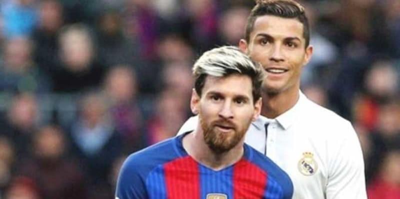 Cristiano Ronaldo Ternyata Diam-Diam Telepon Lionel Messi