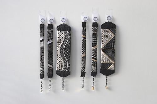 blackwork bracelet