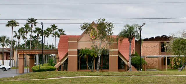 Old Howard Johnson's with Restaurant in St Augustine Fl off state rd 16 at I-95.