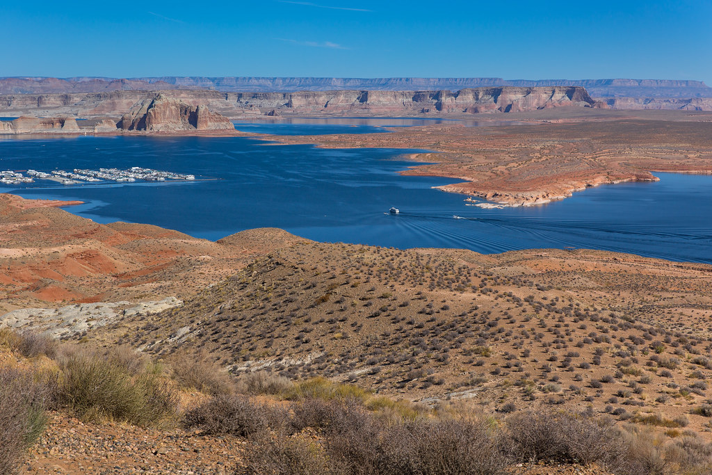 Arizona. Lake Powell