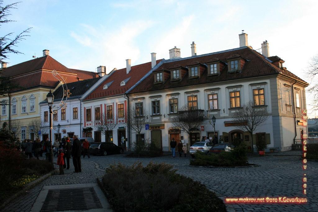 Веспрем — город в Венгрия в этом альбоме фотоработы