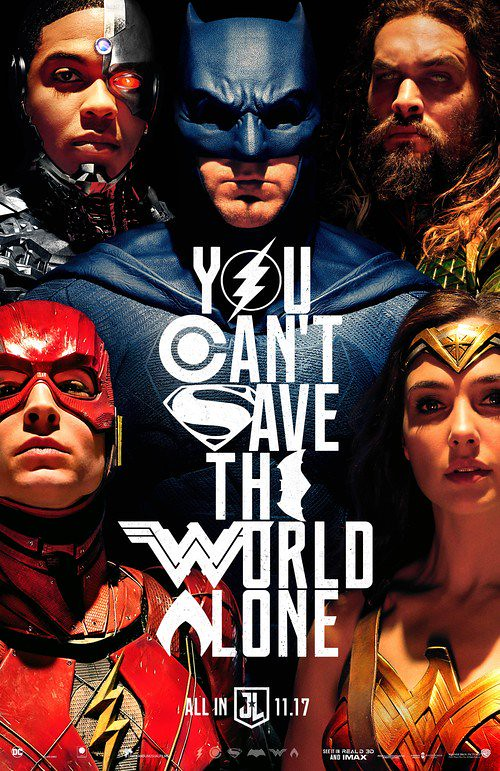 電影/美國/2017–正義聯盟 Justice League