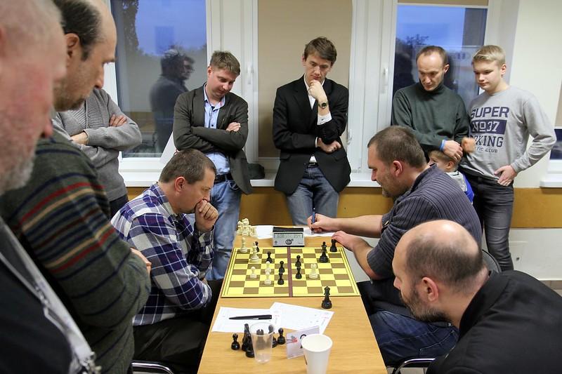 VI turniej SZACHY W HARMONIJCE - 17-19.11.2017