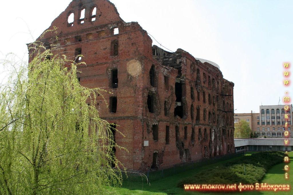 Музей панорама Сталинградской битвы фотографии