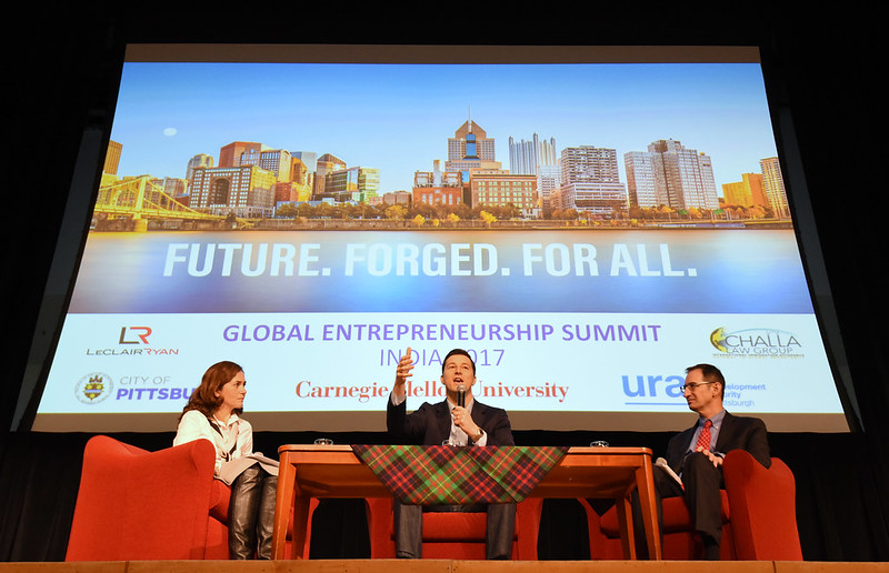 Road to the Global Entrepreneurship Summit - Pittsburgh