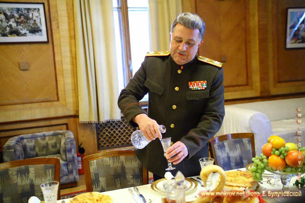 Ворошилов – Владимир Стержаков.