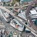 Tracks over Borough Market