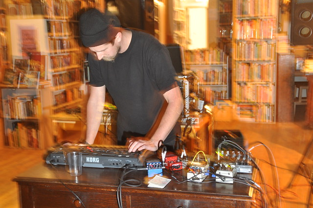 Jared Epp at Black Squirrel Books