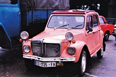 Citroën Dyane Tuzla BiH 1996a