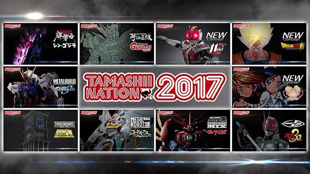 Tamashi Nation 2017 - Akihabara UDX