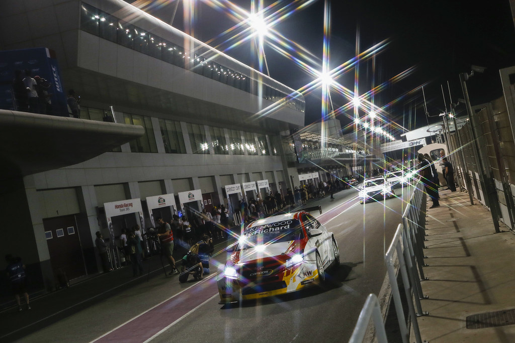 11 RICHARD Kris, (che), Chevrolet RML Cruze team Campos Racing, action during the 2017 FIA WTCC World Touring Car Championship race at Losail  from November 29 to december 01, Qatar - Photo Jean Michel Le Meur / DPPI