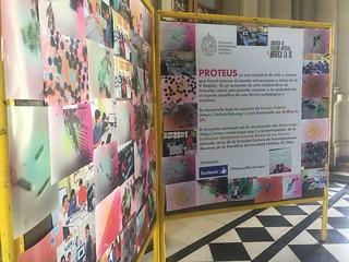 Exposiciones del #ConcursoArtificaUC