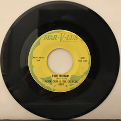 ALVIN CASH & THECRAWLERS:TWINE TIME(RECORD SIDE-B)