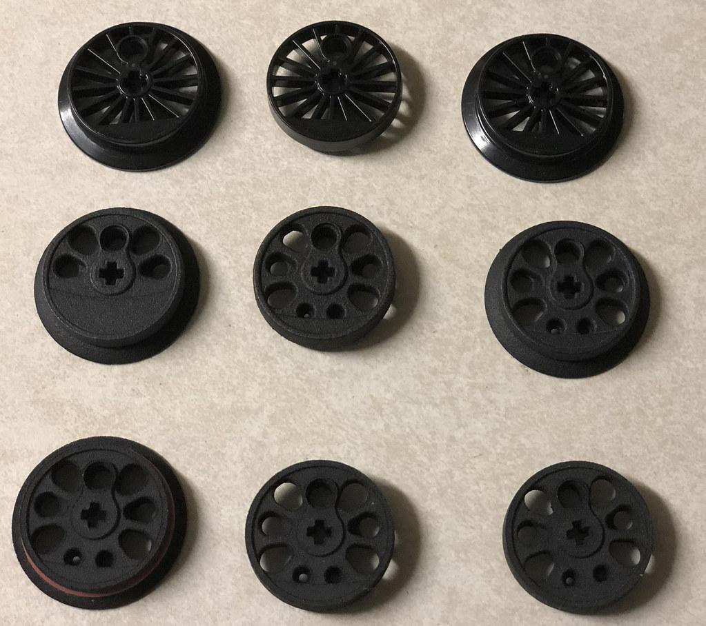3D Printed Boxpok Drivers