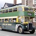 Green Bus Service, Great Wyrley: 12 (GNY432C) in Cannock Market Place