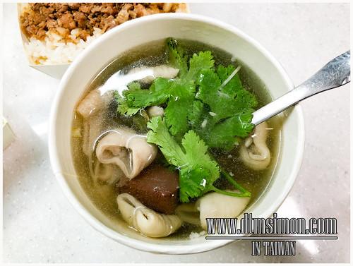 阿觀炒麵綜合湯