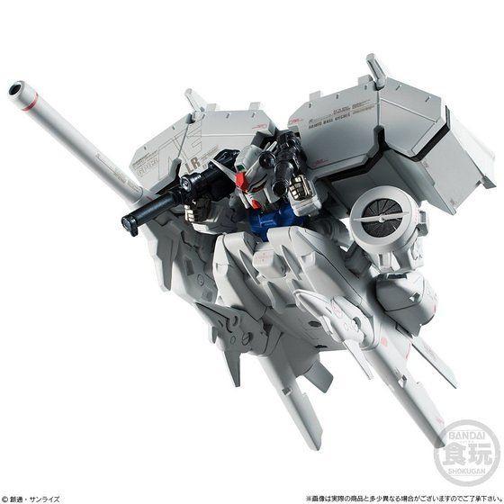 FW GUNDAM CONVERGE:CORE 鋼彈試作3號機 Dendrobium【PB限定】!ガンダム試作3号機 デンドロビウム【プレミアムバンダイ限定】