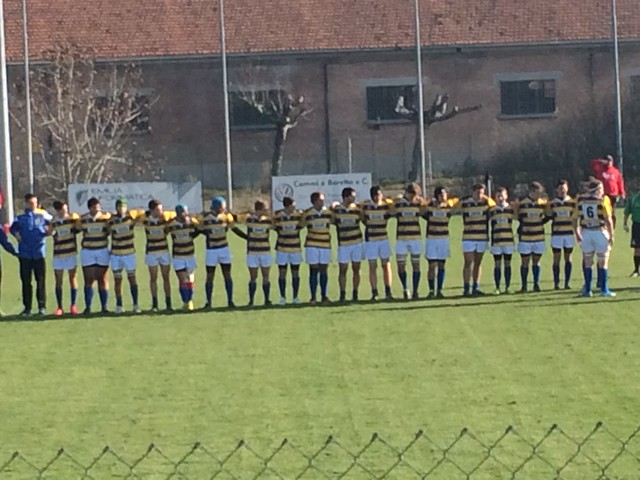 UNDER 18 - Stagione 2017/18 - Piacenza vs RPFC (Foto Bianconcini)