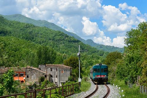 ALn 668 3329, R Avezzano - Cassino, Pero dei Santi