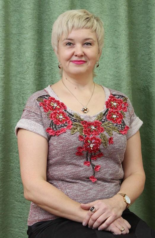 Наталья Александровна Вершинина