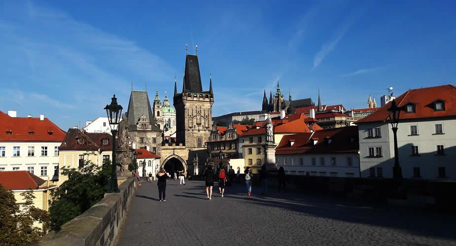 Tips Praag: gotische architectuur centrum Praag | Mooistestedentrips.nl