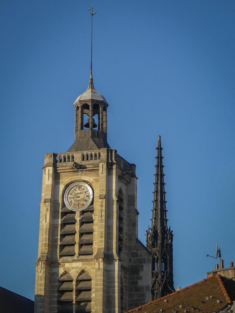Paris Xième, un matin froid mais ensoleillé. 24462809948_5aa4af398d_b