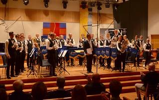 Göta Brass Band - dirigent Christian Schmiedecamp