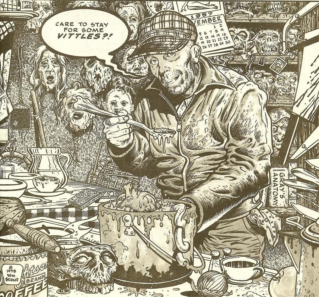 Death Rattle В2 #7 - Страница 21