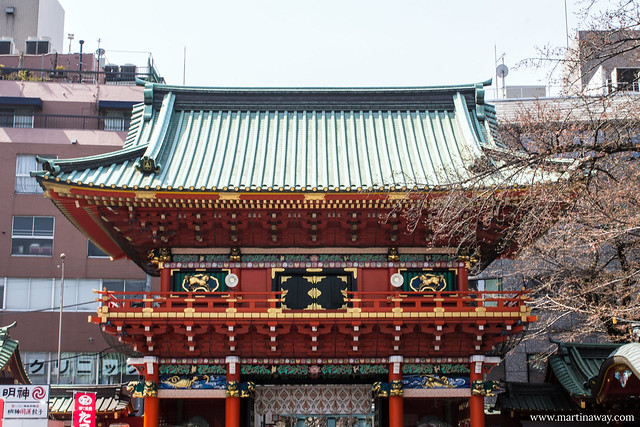 Santuario Kanda Myojin ad Akihabara