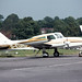 Cessna 310R G-EURO Elstree 8-9-78