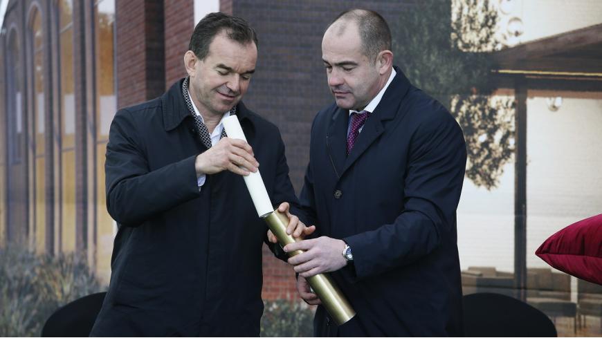 На базе винодельни в Анапе создадут Центр винного туризма