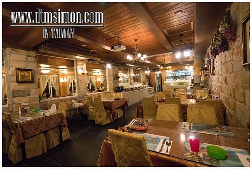 清境佛羅倫斯度假山莊附設餐廳