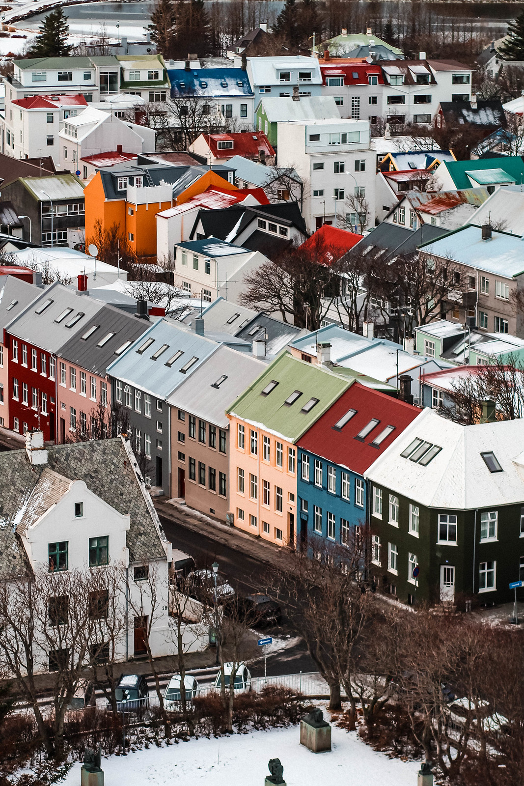 how to spend one day in reykjavik