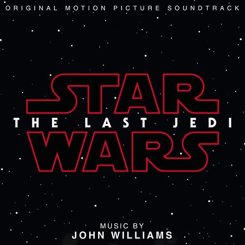 Star Wars: The Last Jedi Original Motion Picture Soundtrack - John Williams