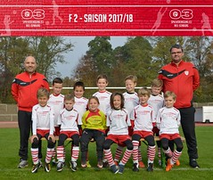 F 2 Saison 2017/18