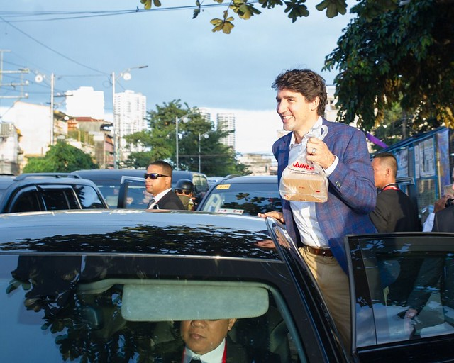 PM Trudeau at JB 12
