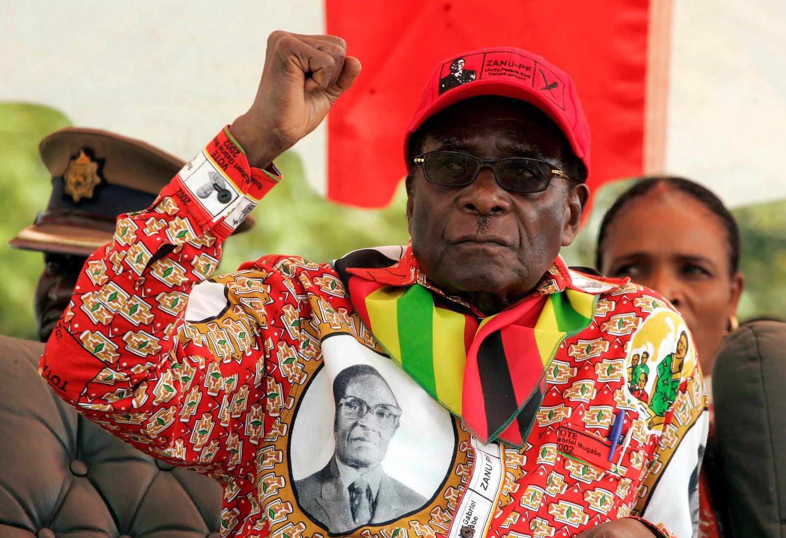 ZIMBABWE-POLITICS/MUGABE