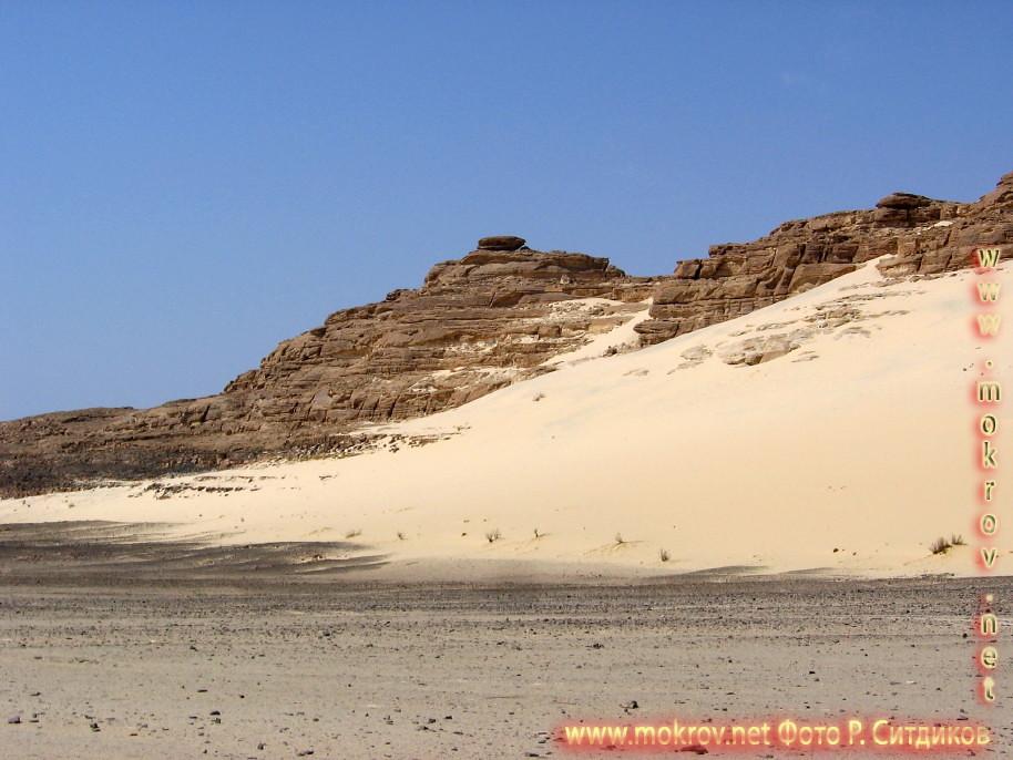 Синайская пустыня фотозарисовки