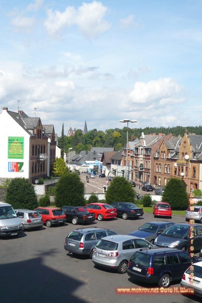 Город Лимбург на Лане фотозарисовки