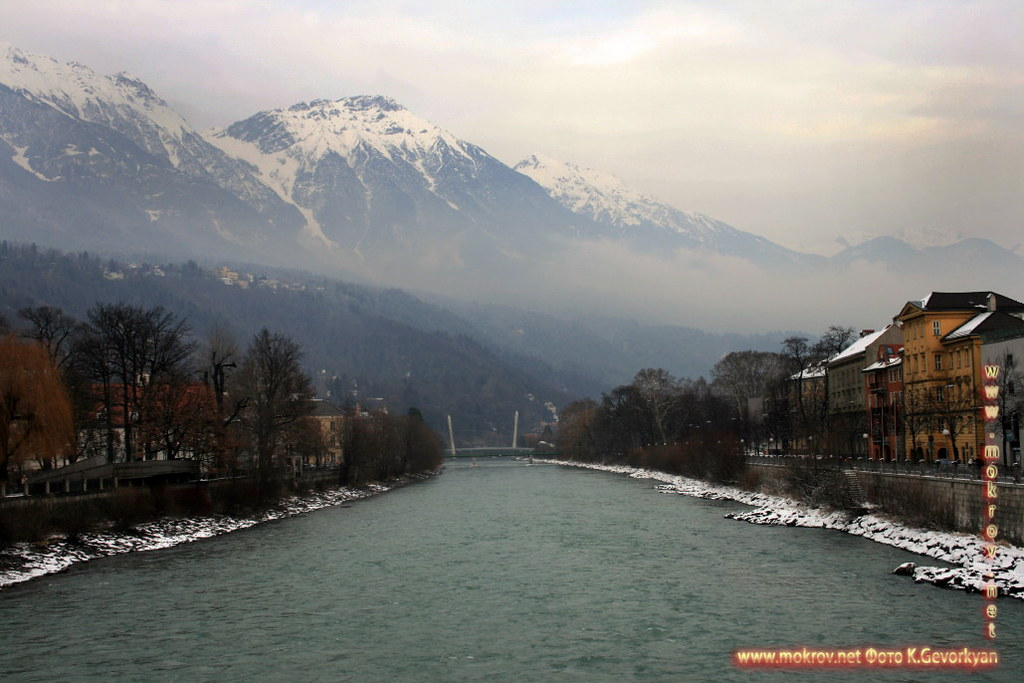 Инсбрук — город в Австрии фото достопримечательностей