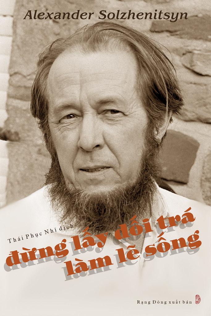 Đừng Lấy Dối Trá Làm Lẽ Sống - Aleksandr Isayevich Solzhenitsyn