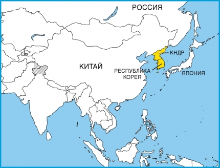 26976161599 ff942e5424 o - Где находится Южная Корея на карте мира?