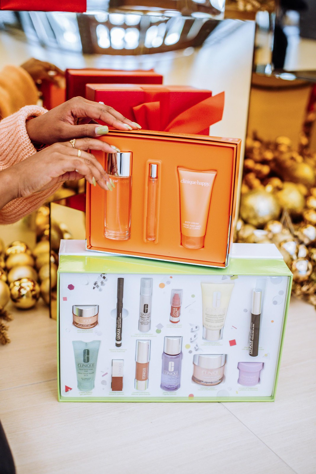 Clinique happy fragrance at belk
