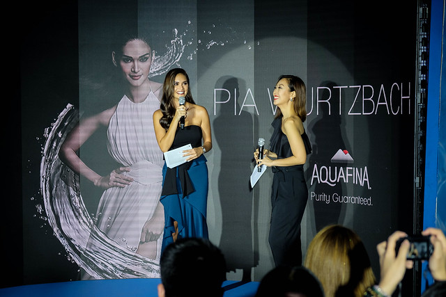 Patty Villegas - The Lifestyle Wanderer  - Aquafina - Philippines- Pia Wurtzbach - Maureen Wroblewitz - Kelly Misa - Mikaela Martinez -4