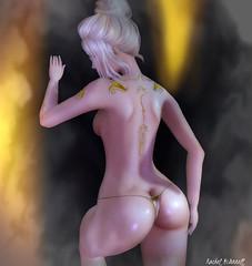 Golden Party - Tattoo CAROL G]