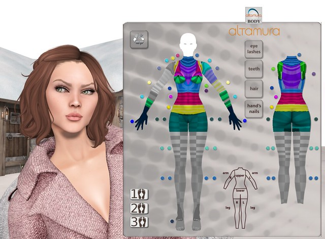 altamura free full body avatar withhud