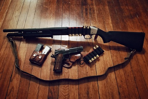 590 and Colt GSP
