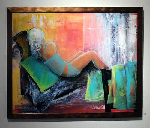 Bernadette de Tauzia – Somewhere